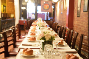 Event by kasbah prime kosher catering Brooklyn