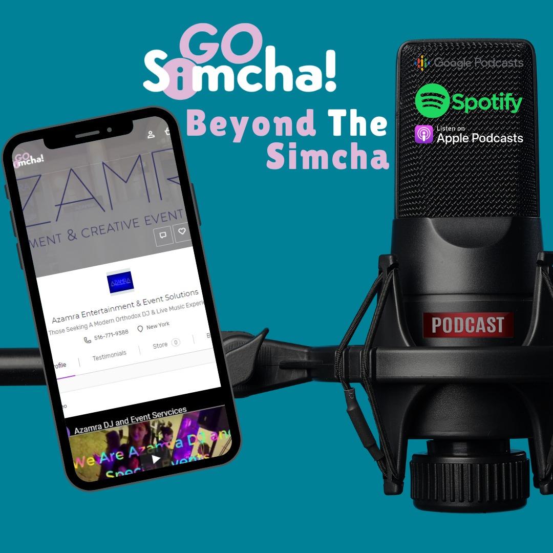 Go Simcha Podcast